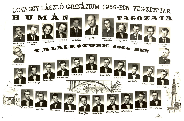 Lovassy Lszl Gimnzium, Lovassy-Lszl-Gymnasium, Veszprm